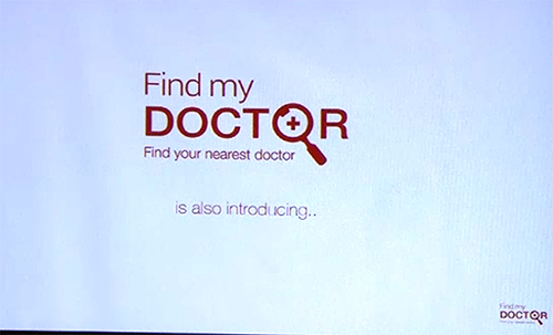 my dr app1