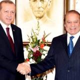 پاک ترک تعلقات باہمی اعتماد اور محبت کے ہیں : وزیراعظم