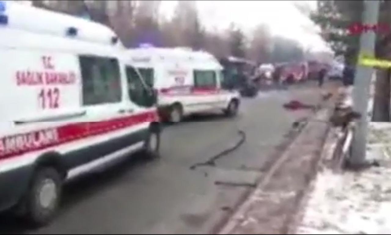 blast in turki