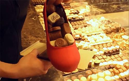 cocolate shoe