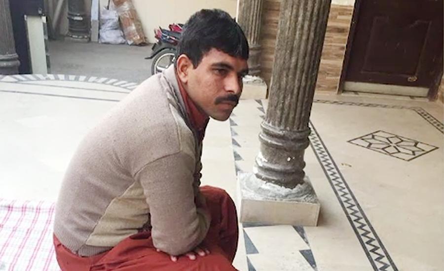 زینب کے قاتل کا ٹرائل جیل میں کرنے کیلئے  وزارت داخلہ نے خط لکھ دیا