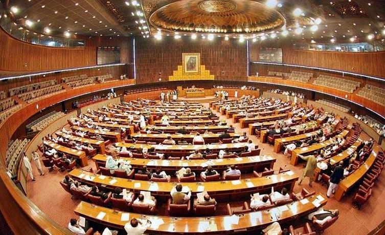 پارلیمنٹ کے مشترکہ اجلاس میں بھارتی جارحیت کے خلاف قرارداد متفقہ طور پر منظور