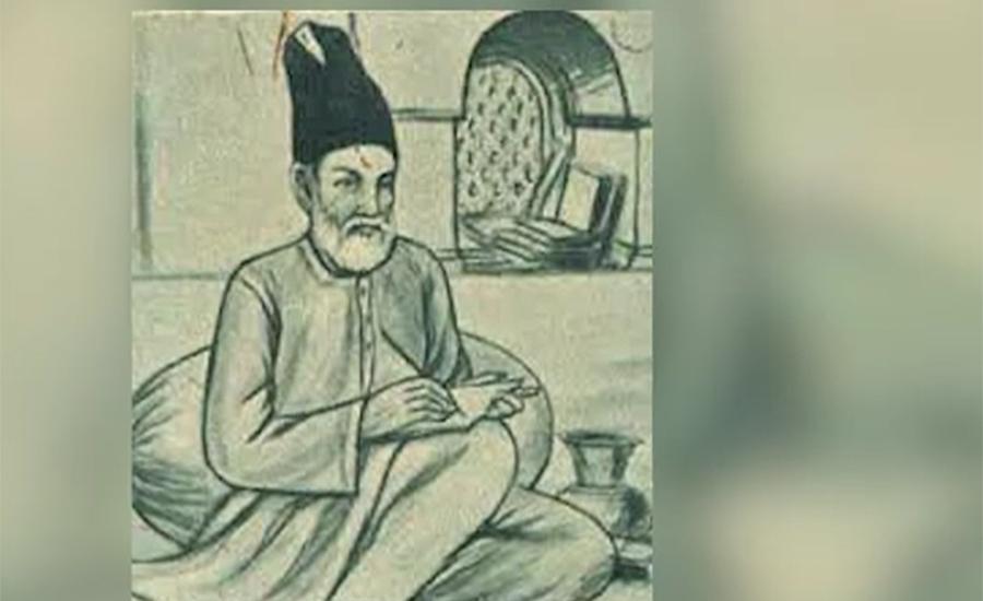 شاعر مرزا غالب کی ایک سوپچاسویں برسی آج منائی جاری ہے