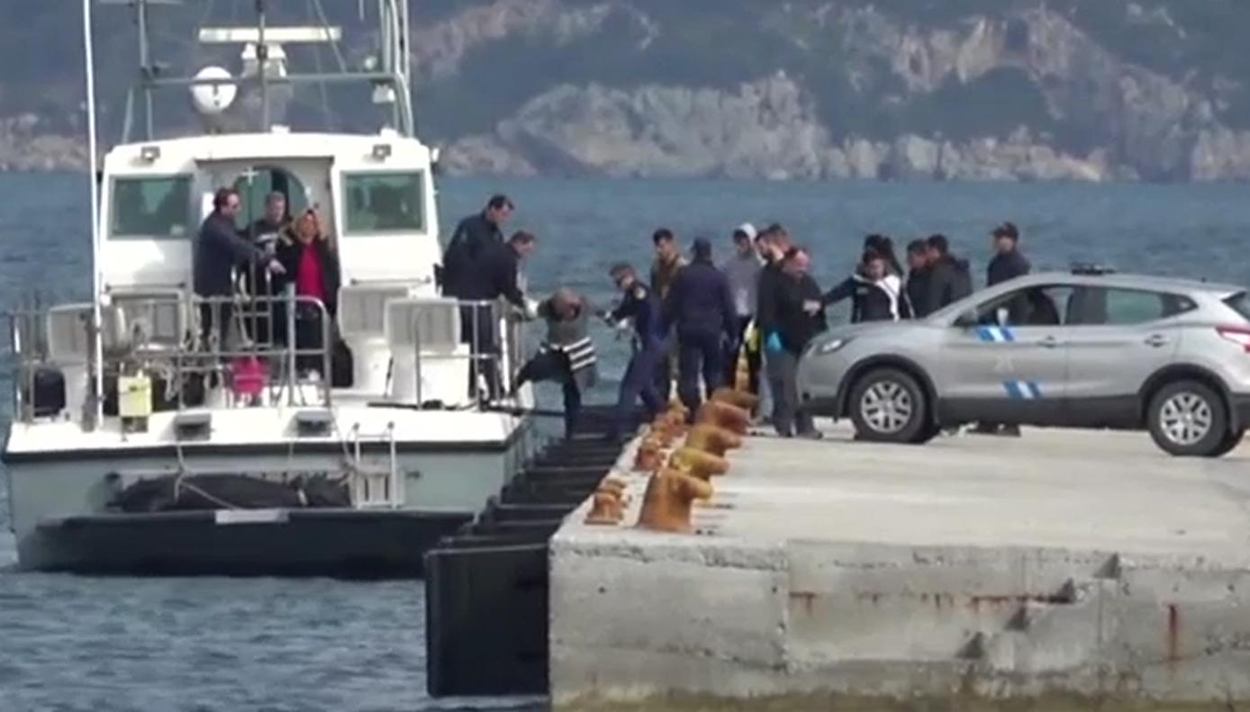یونان کے قریب تارکین وطن کی کشتی ڈوب گئی ، 16 مہاجرین ہلاک