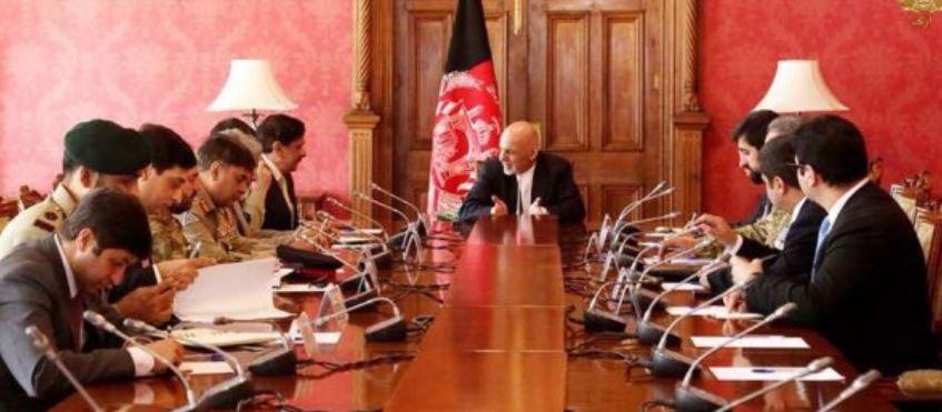 مشیر قومی سلامتی ناصر جنجوعہ کی افغان چیف ایگزیکٹو عبداللہ عبداللہ سے ملاقات