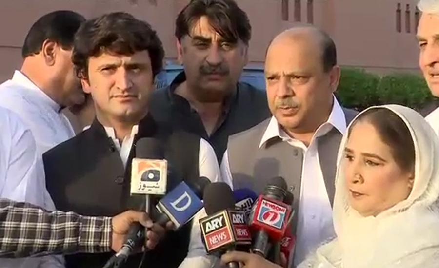 ندیم افضل چن کا بدلہ ،آصف زرداری نے عمران خان کی تین وکٹیں اڑا دیں