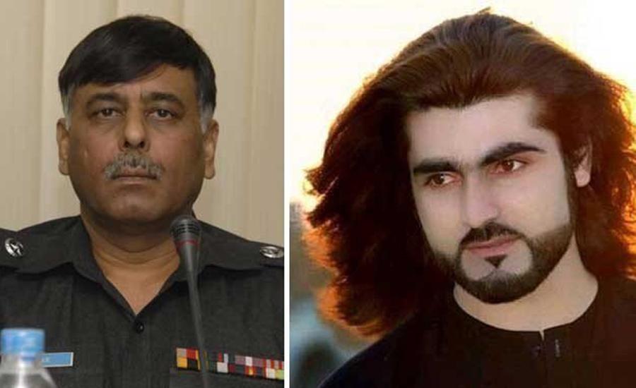 نقیب اللہ قتل کیس ، راؤ انوار کا نام ای سی ایل سے نکالنے کی درخواست مسترد