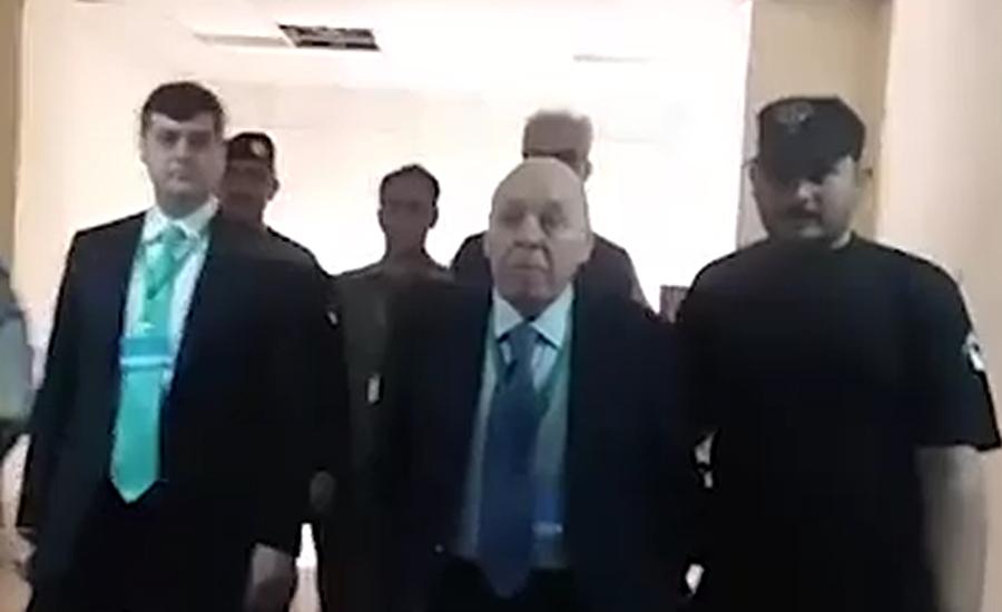 اومنی گروپ کے سربراہ انور مجید کو کراچی سے پمز اسپتال اسلام آباد منتقل کرنیکا حکم