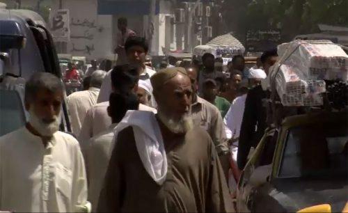 کراچی ، پارہ ، 40 ڈگری سینٹی گریڈ ، امکان