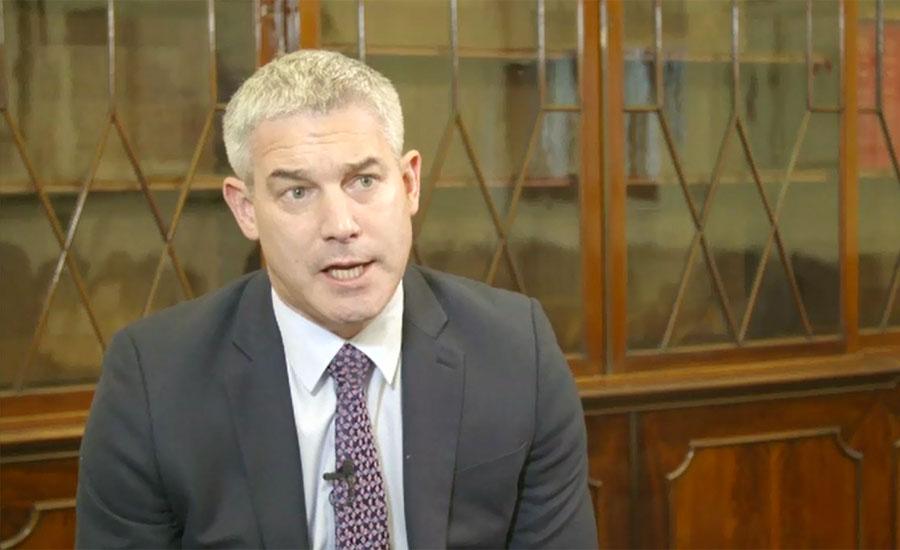 برطانیہ کے جونیئر وزیر اسٹیفن بارکلے بریگزٹ سیکرٹری مقرر