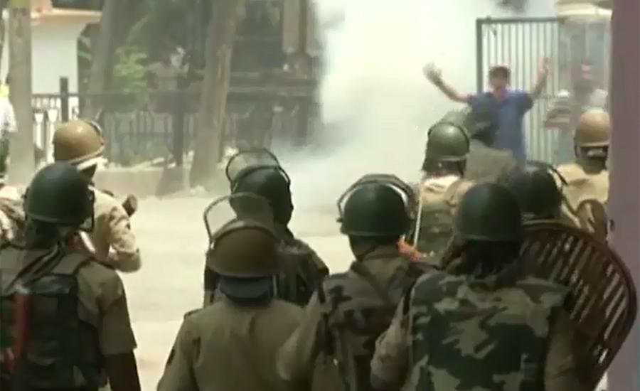مقبوضہ کشمیر میں بھارتی بربریت جاری ، مزید دو نہتے نوجوانوں کو شہید کردیاگیا