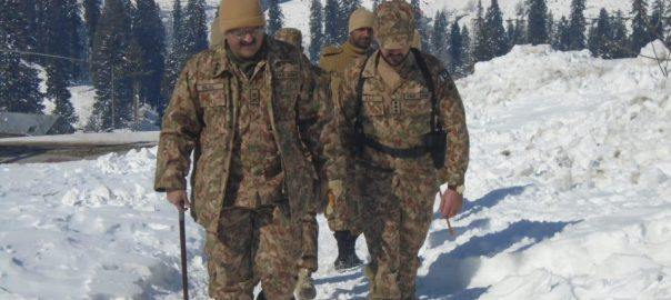 آئی ایس پی آر کمانڈر کور کمانڈر راولپنڈی لیفٹیننٹ جنرل بلال اکبر بلال اکبر
