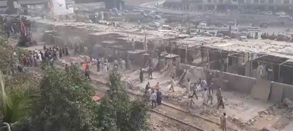 سندھ حکومت سرکلر ریلوے منصوبے بحالی مخالفت
