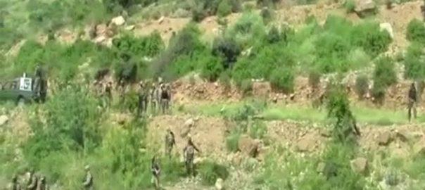 ہنگو سکیورٹی فورسز اورکزئی بم دھماکے خودکش حملہ آور