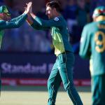 جنوبی افریقہ نے پاکستان کو دوسرے ون ڈے میں 5 وکٹوں سے شکست دے دی