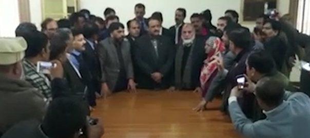 وزیر اعلیٰ پنجاب عثمان بزدار
