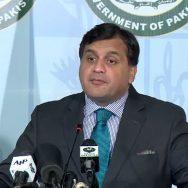 بھارت کا افغانستان میں کوئی کردار نہیں ، ترجمان دفتر خارجہ