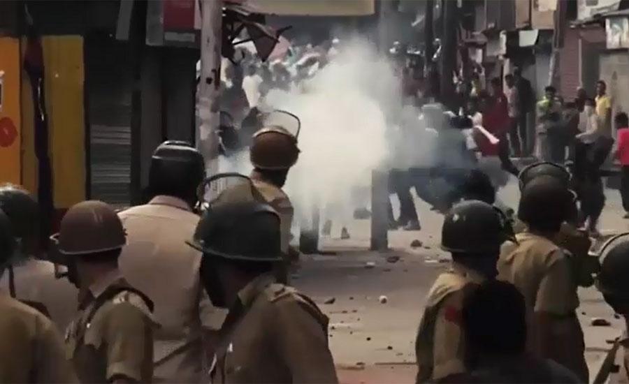 ضلع پلوامہ میں قابض بھارتی فورسز نے 2 کشمیریوں کو شہید کر دیا
