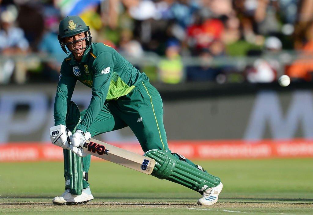 جنوبی افریقہ نے پاکستان کو پانچویں ون ڈے میں سات وکٹوں سے شکست دے دی