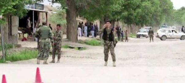 افغان سپیشل فورسز فضائی کارروائی طالبان جنگجوؤں