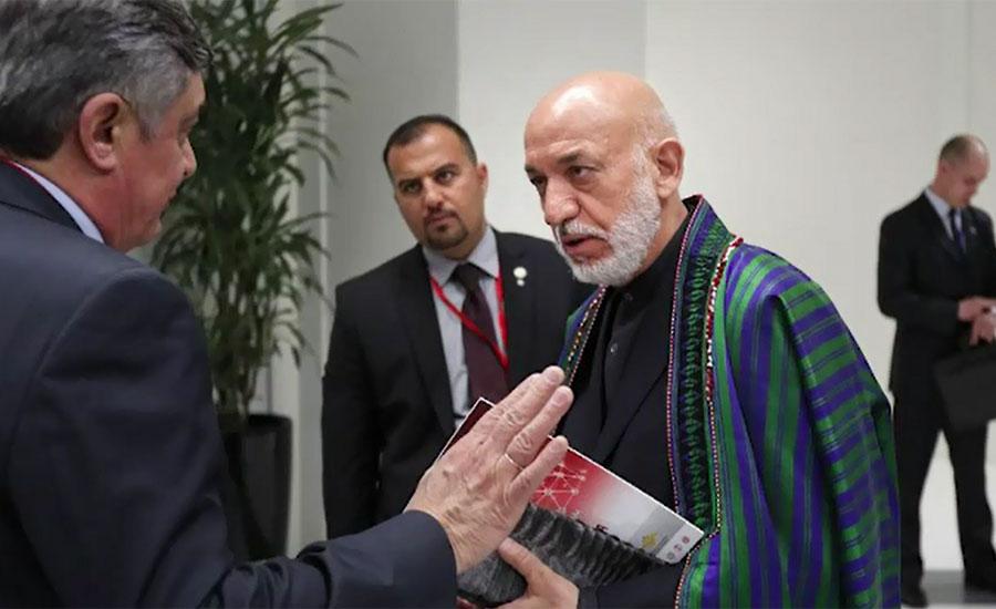 افغانستان میں امن کیلئے بین الاقوامی کوششوں میں تیزی