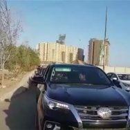 کراچی غیر نمونہ نمبر پلیٹوں اعجاز خان لام حیدر جمالی