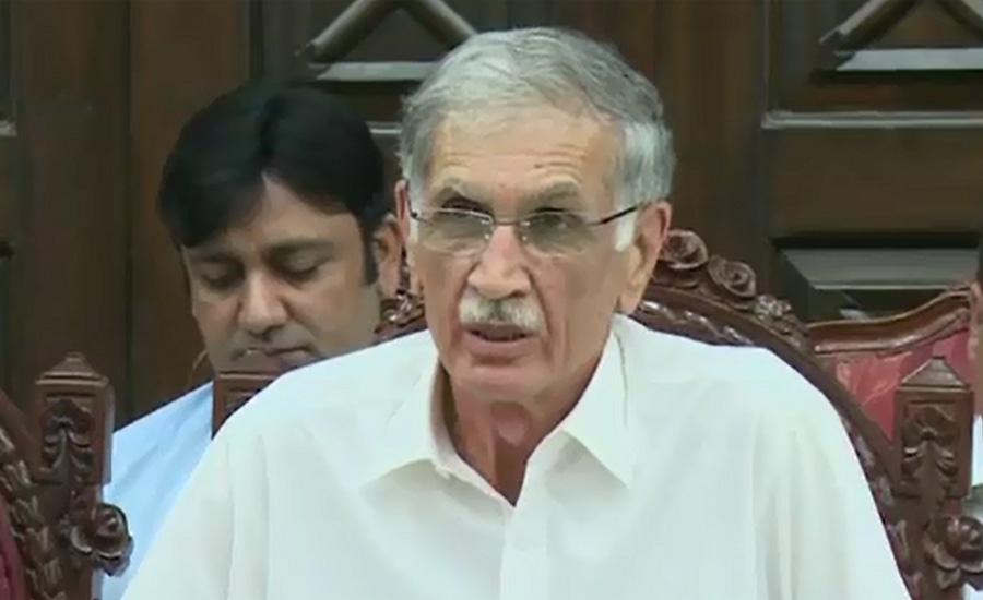 پاکستانی فضائی حدود کی خلاف ورزی ناقابل قبول ہے ، وزیر دفاع
