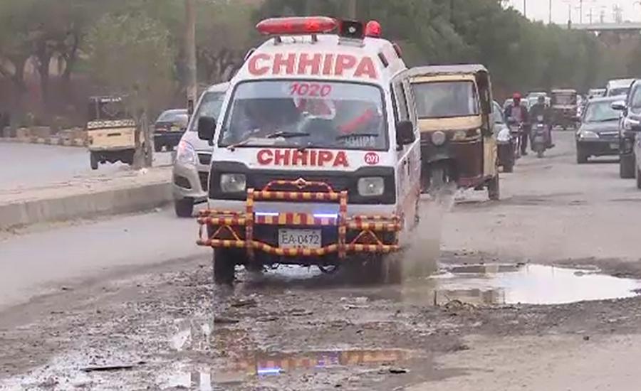 شہر قائد کی ہر سڑک خستہ حالی کا شکار ،ضلعی انتظامیہ مکمل خاموش
