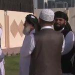 افغان امن عمل ، افغان طالبان کا وفد آج امن مذاکرات میں شرکت کریگا