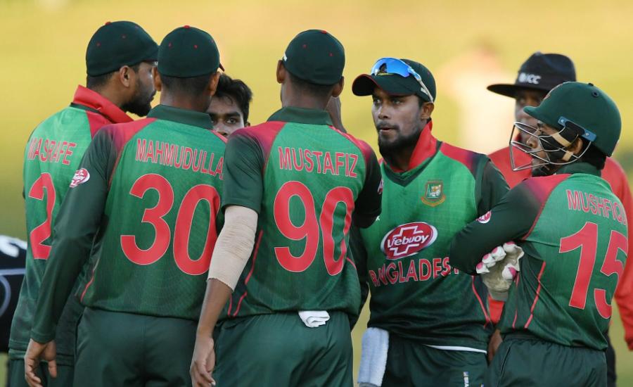 بنگلہ دیش اور نیوزی لینڈ کل تیسرا ون ڈے کھیلیں گے