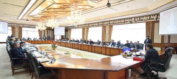 وفاقی کابینہ بھارتی جارحیت کپتان وزیر خارجہ نیشنل سکیورٹی کمیٹی نیشنل کمانڈ اتھارٹی