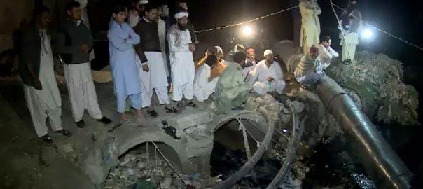 کراچی 20 گھنٹے زندگیاں