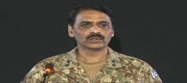 میجر جنرل آصف غفور ، تین سال ایک ماہ ، ڈی جی آئی ایس پی آر ، پاکستان ، پاک فوج