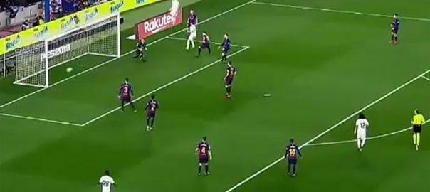 کوپا ڈیل رے فٹبال بارسلونا ریال میڈرڈ انگلش پریمیئر لیگ مانچسٹر سٹی ایورٹن