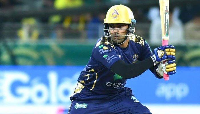 پی ایس ایل فور ، کوئٹہ گلیڈی ایٹرز نے پشاور زلمی کو 6 وکٹوں سے شکست دے دی