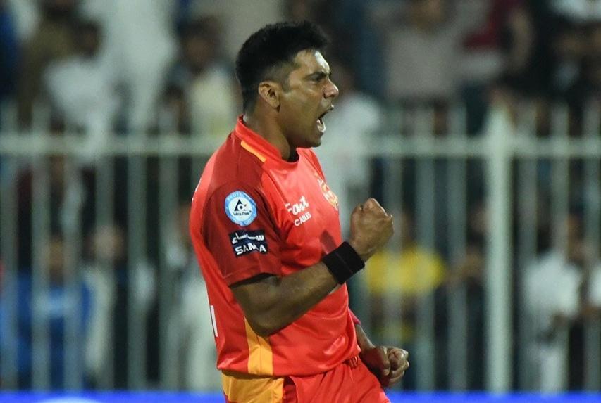 پی ایس ایل فور ، اسلام آباد یونائیٹڈ نے پشاور زلمی کو 12 رنز سے شکست دے دی