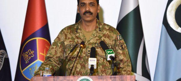 ڈی جی آئی ایس پی میجر جنرل آصف غفور وزیراعظم عمران خان قومی سلامتی کمیٹی پلوامہ حملے مقبوضہ کشمیر