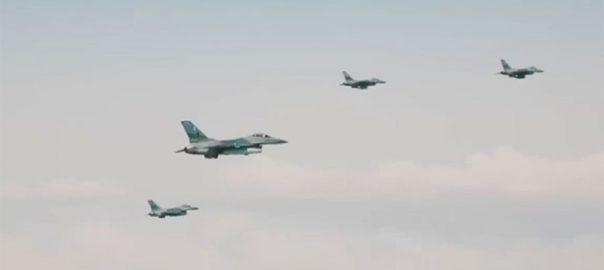 پاک فضائیہ طیاروں سوشل میڈیا پاکستان ائیرفورس ٹوئیٹر