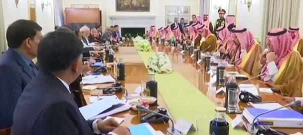 سعودی ولی عہد شہزادہ محمد بن سلمان پلوامہ حملے پاکستان