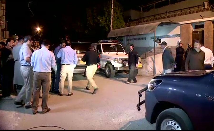 سراج درانی کی گرفتاری پر سندھ میں ہلچل، نیب کارروائیوں میں تیزی