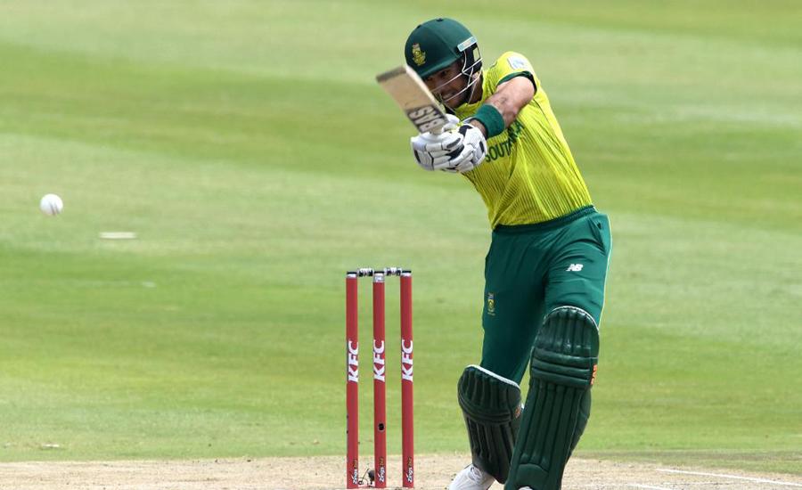 دوسرا ٹی 20 ، جنوبی افریقہ نے پاکستان کو شکست دیکر سیریز اپنے نام کرلی