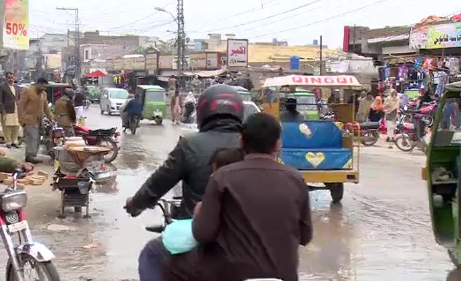 راولپنڈی کی مصریال روڈ انتظامیہ کی توجہ کی منتظر