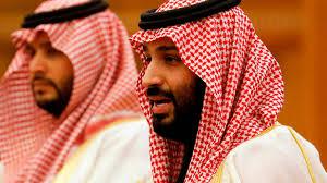 شہزادی ریما سعودی ولی عہد شہزادہ محمد بن سلمان سفیر اسپورٹس اتھارٹی شہزادہ خالد بن سلمان بن عبدالعزيز نائب وزیر دفاع