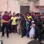 وزیر اعلیٰ سندھ کا کراچی کا ہنگامہ دورہ ، ککری گراؤنڈ میں کرکٹ کھیلی