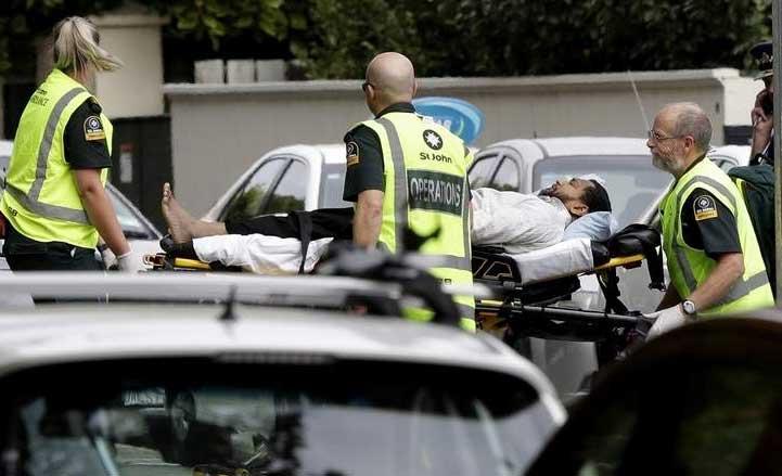 نیوزی لینڈ کے شہر کرائسٹ چرچ کی مسجد میں فائرنگ، انچاس افراد شہید ، درجنوں زخمی