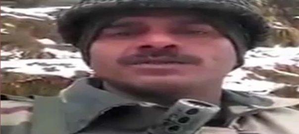 بھارتی فوج کے سپاہی کا مودی کے مقابلے پر الیکشن لڑنے کا اعلان 