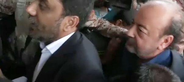 آغا سراج درانی اسپیکر سندھ اسمبلی ملزم گلزار احمد وعدہ معاف گواہ 750 ملین طلائی زیورات