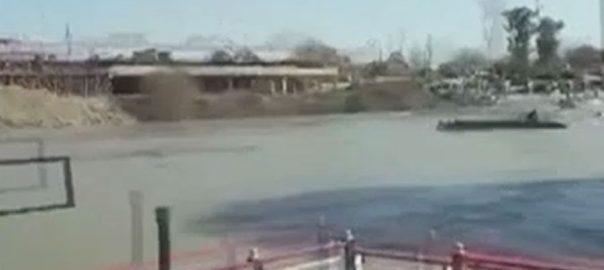 عراق ، کشتی ، ام ال ربعین ، عراق وزیر اعظم عادل عبدالمہدی
