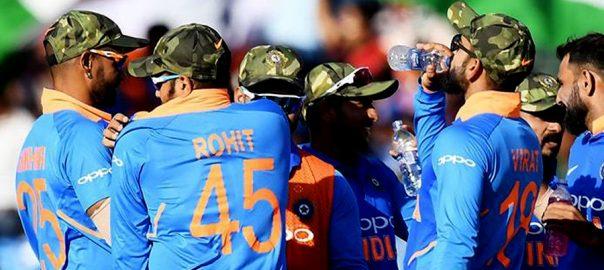 آسٹریلیا نے بھارت کو 32 رنز سے دھول چٹا دی 