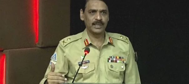 ڈی جی آئی ایس پی آر میجر جنرل آصف غفور نظام وزیراعظم پلوامہ نیشنل ایکشن پلان